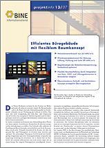 Energetisch optimiertes Bürogebäude