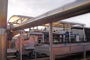 ORC-Anlage nutzt Abwärme aus Biogasanlagen