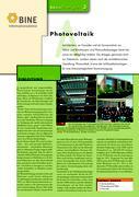 "BINE-Basisinfo \""Photovoltaik\"""