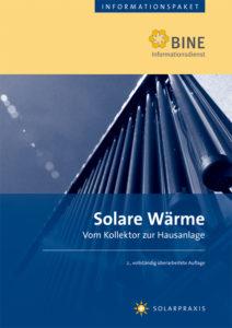 Solarwärme nutzen zum Heizen, Duschen und Arbeiten