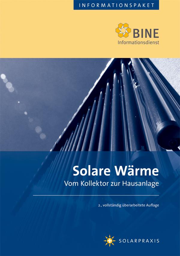 Solare Wärme für Heizung, Dusche und Arbeit
