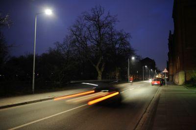 LED Straßenlaternen in Hannover