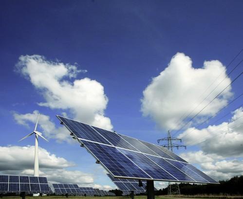 Energiekonzept des Fraunhofer ISE