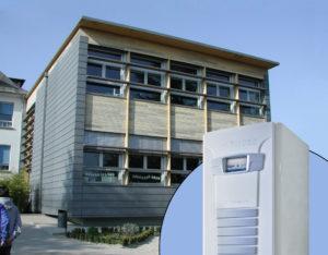 Zeitalter der Brennstoffzellen-Heizung beginnt in Luxemburg