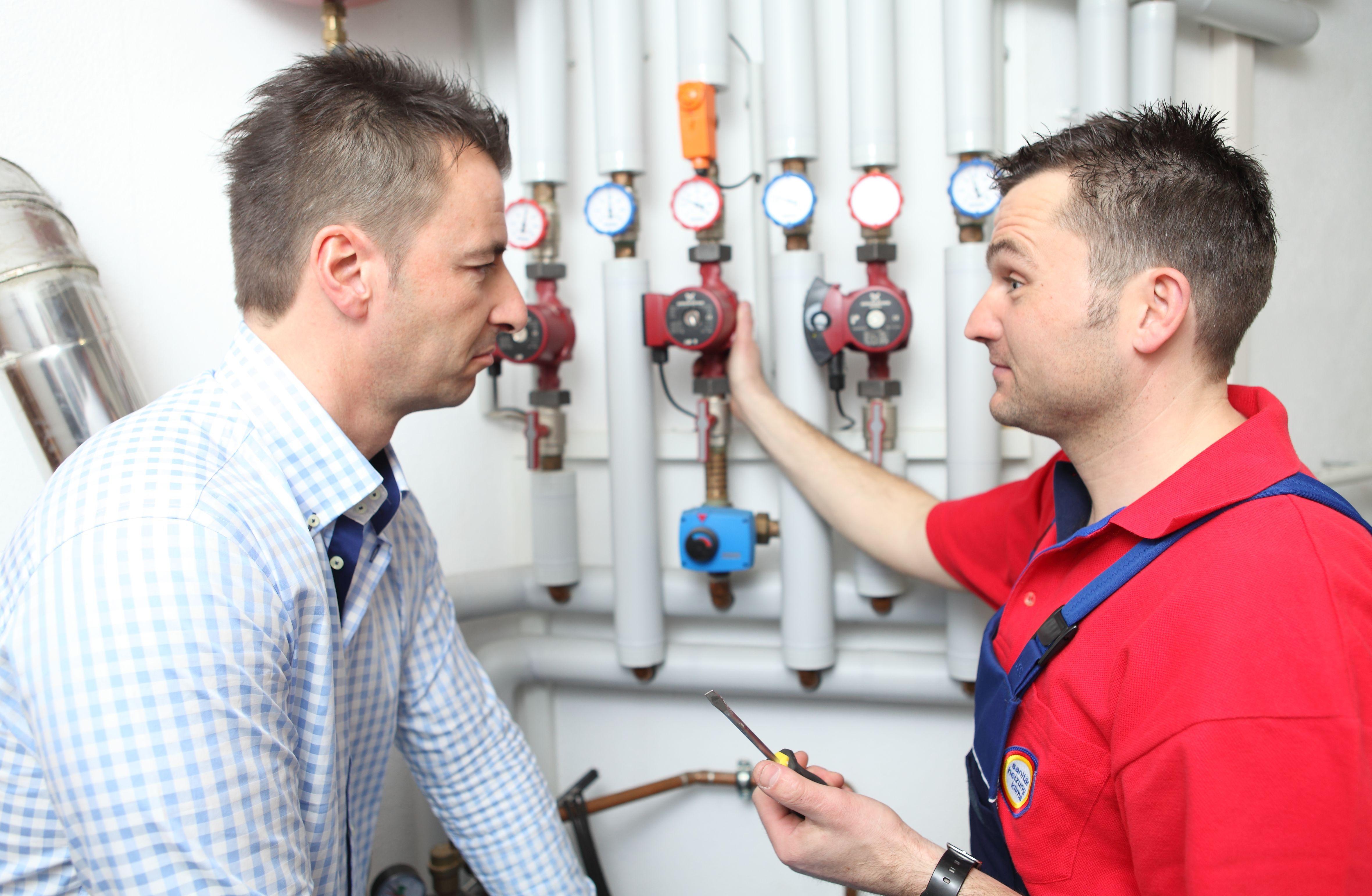 Mit optimierten Heizungskomponenten in den Winter starten / Durch effiziente Heizungspumpe, moderne Thermostatventile und Hydraulischen Abgleich bis zu 20 Prozent Energiekosten einsparen