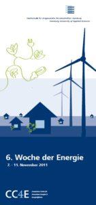 Experten treffen sich bei der 6. Woche der Energie in Hamburg