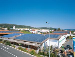 Durch Photovoltaik gib es keinen teuren Spitzenlaststrom mehr