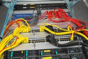 Stromverbrauch von Rechenzentren und Servern sinkt