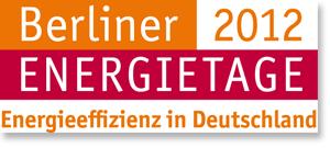 Berliner Energietage 2012