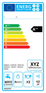 Neue Vorschriften für Energieeffizienzlabel von Haushaltsgeräten