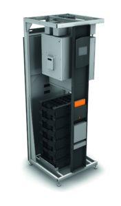 Solarstrom wird mit neuen Batteriespeichern erzeugungsunabhängig