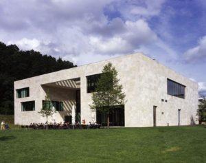 """Energieeffizienz konzipiert: das Gebäude des """"Museums Ritter"""" in Waldenbuch. KIT-Forscher haben das Energie-Monitoring und die Betriebsoptimierung übernommen. (Foto: Museum Ritter Waldenbuch)"""