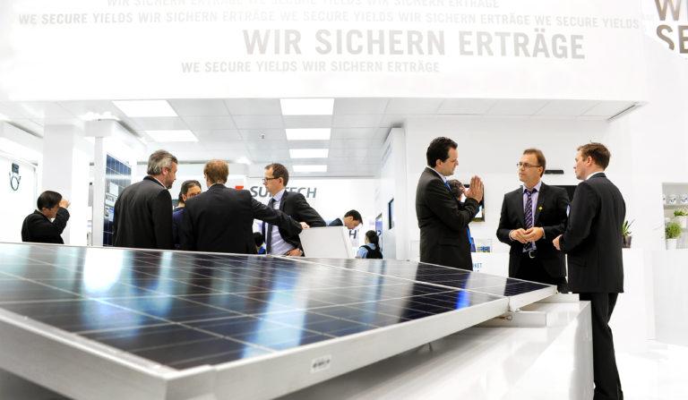 Photovoltaik und Elektromobilität im Fokus der Intersolar Europe 2012
