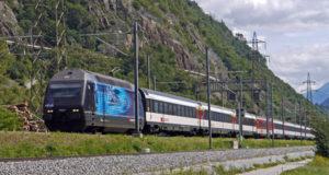 Schweizer staatsnahe Unternehmen setzen auf Energieeffizienz und erneuerbare Energien
