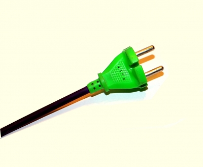 Grüner Strom, Quelle: Stephanie Hofschlaeger / pixelio.de