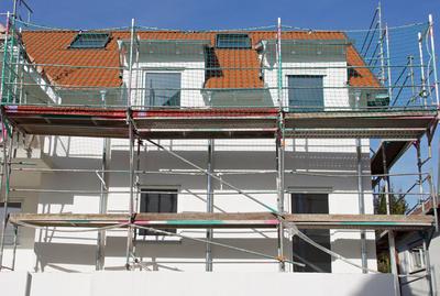 gut gerüstet für die Sanierung, Quelle: s.media / pixelio.de