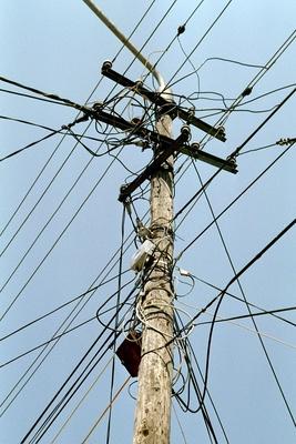 Stromversorgung, Quelle: Willi Doerr / pixelio.de