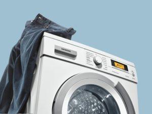 Waschmaschine, Quelle: Siemens-Home