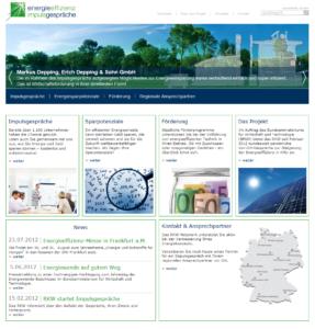 Impulse für mehr Energieeffizienz in Unternehmen auf neuer Online-Plattform