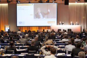 """2. Handelsblatt Jahrestagung """"Erneuerbare Energien 20112"""", Foto: EUROFORUM/D. Gust"""