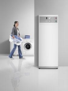 Effiziente und ökonomische Warmwasserbereitung mit Wärmepumpen