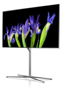 OLED-TV Samsung S9500, Quelle: Samsung