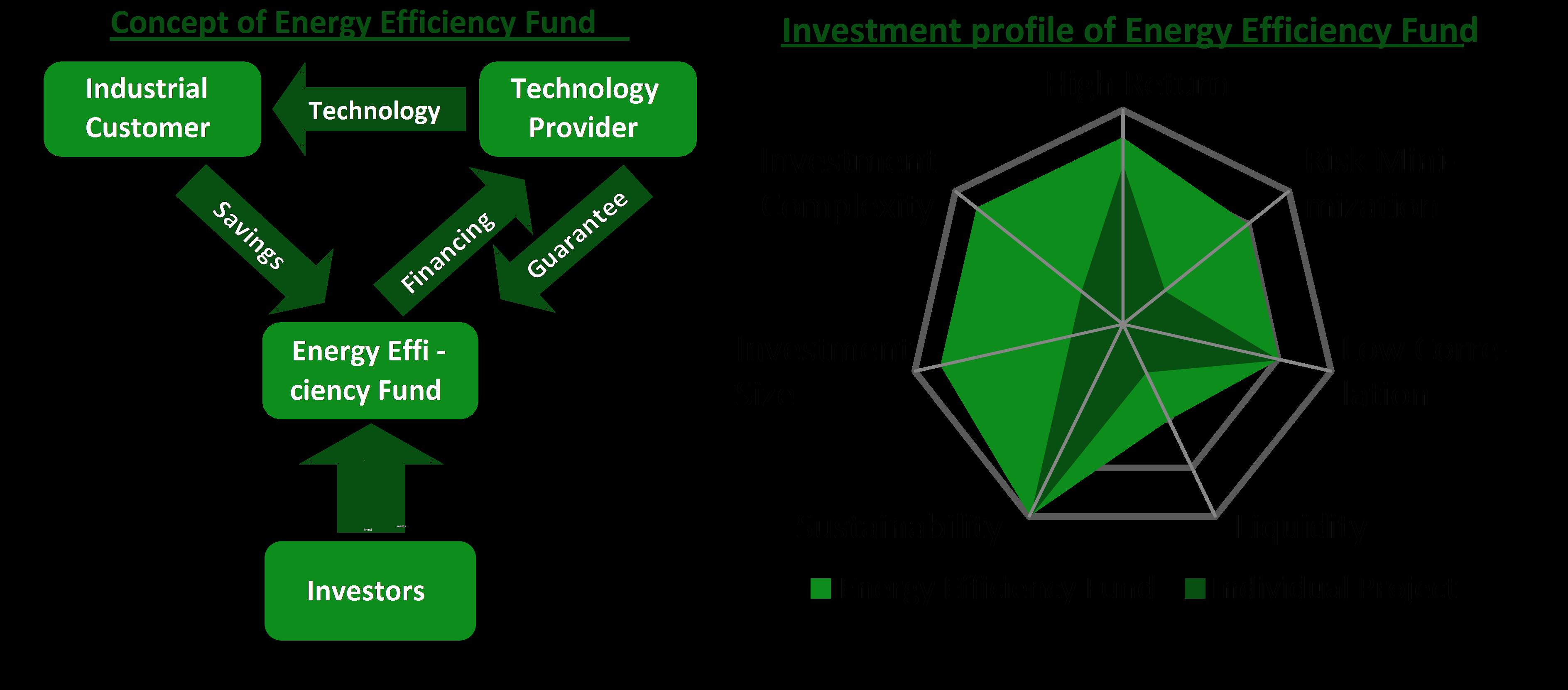 Konzept eines Energieeffizienz-Fonds, Quelle: EEIP