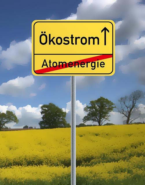 Zu Ökostrom wechseln und sparen, Quelle: http://pixabay.com/de/energiewende-%C3%B6kostrom-atomstrom-49556/