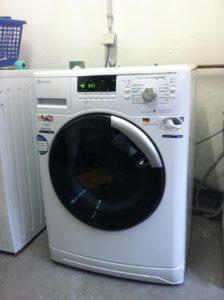 Erster Bericht zum Test einer Bauknecht Waschmaschine