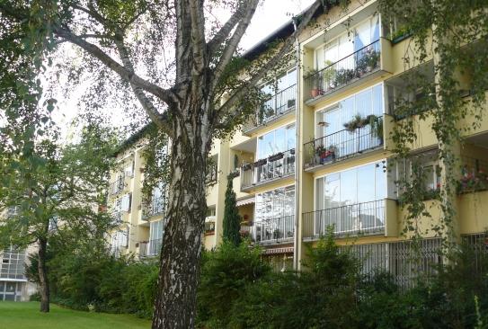 Wohngebäude der Charlottenburger Baugenossenschaft in Spandau-Hakenfelde