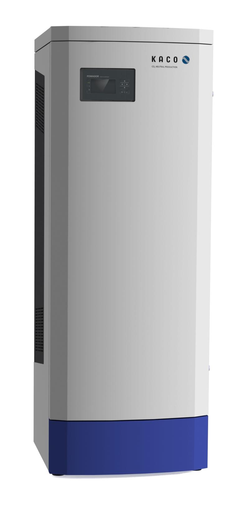 Powador-gridsave, das neue Energiespeichersystem von KACO new energy, Quelle: KACO - new energy
