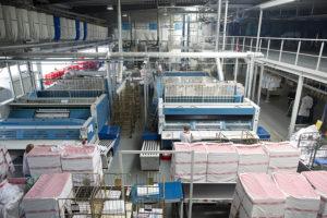 DBU unterstützt Wäschereien und Reinigung bei der Verringerung des Wasser- und Energiebeverbrauchs