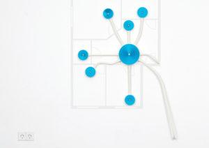 Projekt Lastspitze zur Visualisierung von Ort und Höhe des Stromverbrauchs, Foto: www.explosure.de