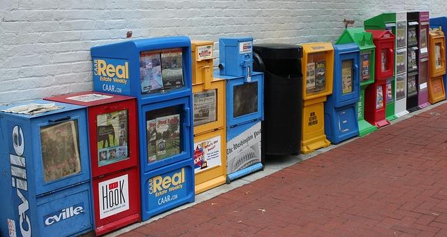 Zeitungen und Zeitschriften