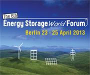 Energy Storage World Forum 2013