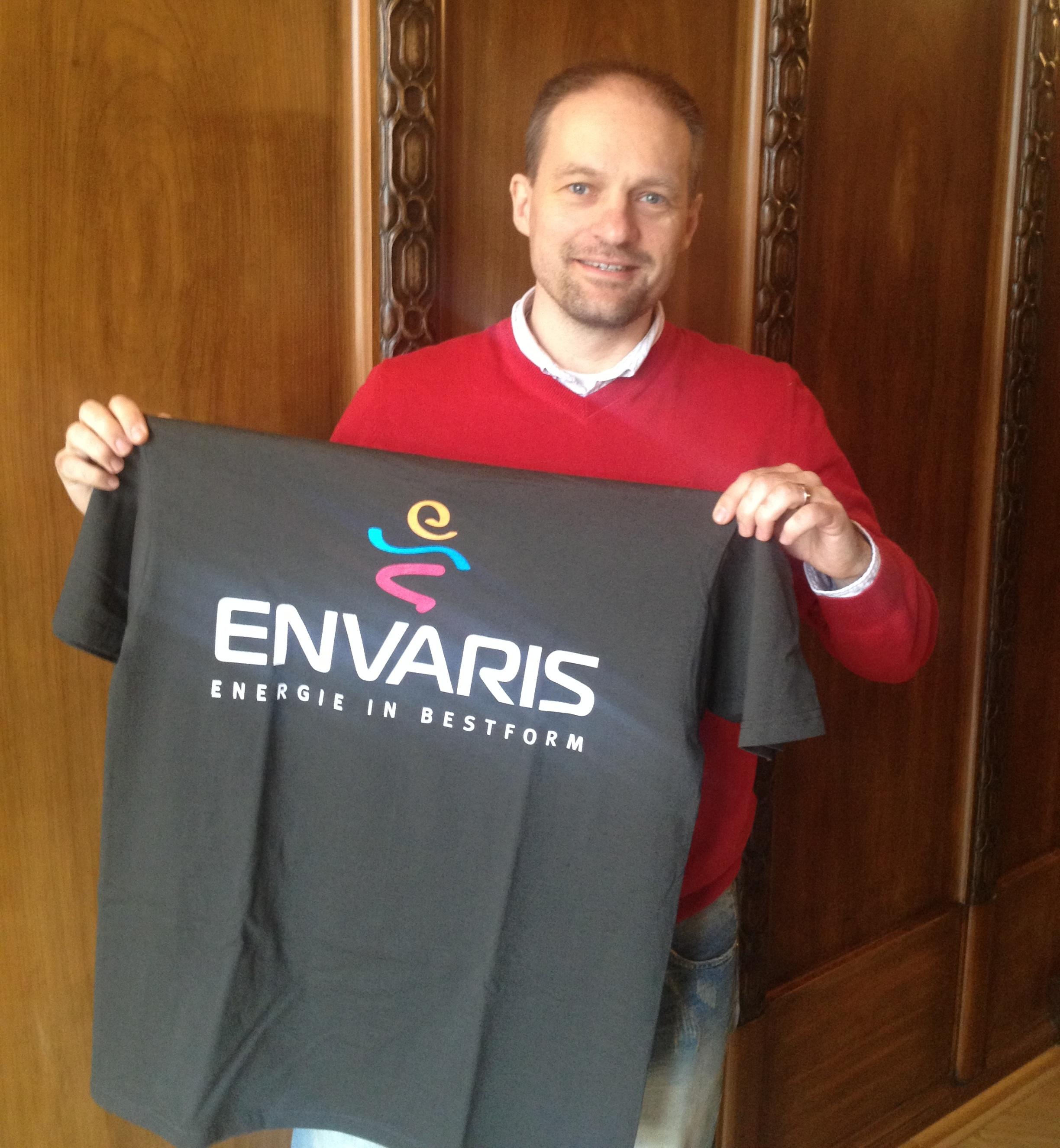 envaris präsentiert den neuen Content-Partner