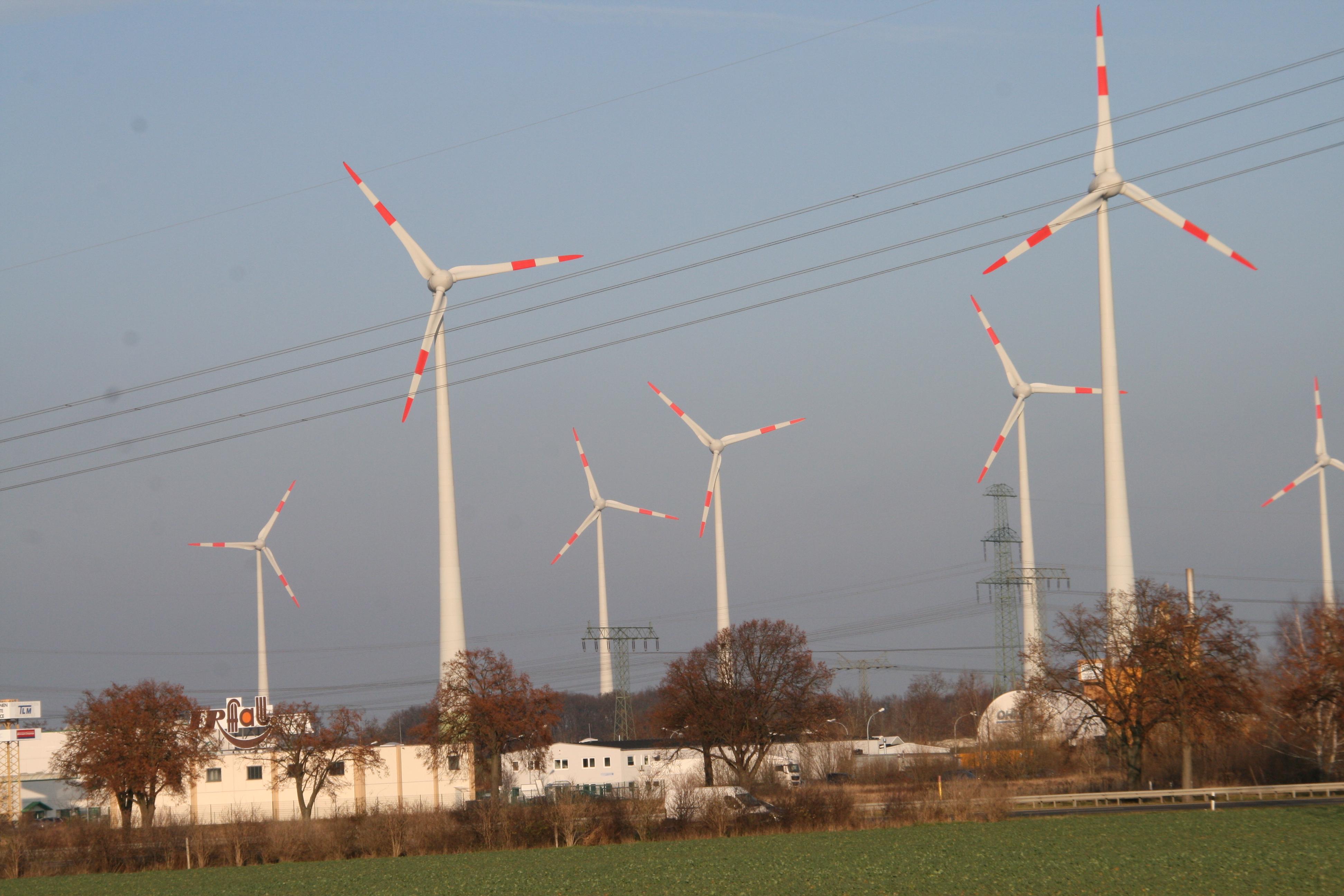 Energiewende in Brandenburg, Foto: Andreas Kühl