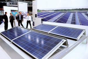 Die gesamte Bandbreite der Solarwirtschaft in München, © Solar Promotion GmbH