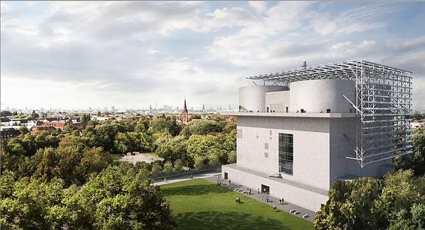 Ritter XL Solar Energiebunke Hamburg