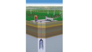 Adiabater Druckluftspeicher für die Elektrizitätsversorgung in der nächsten Projektphase