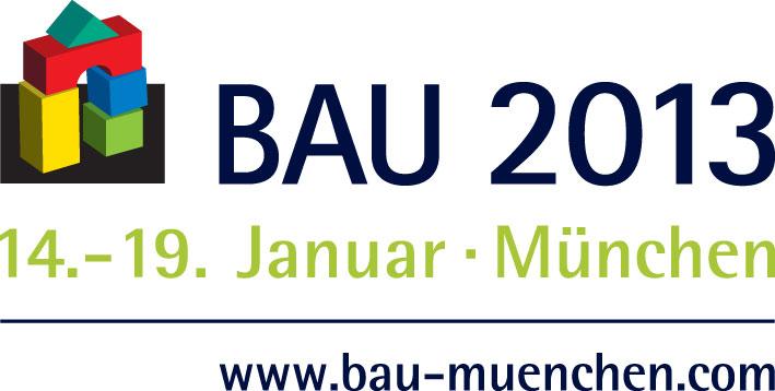 Messe BAU 2013 in München