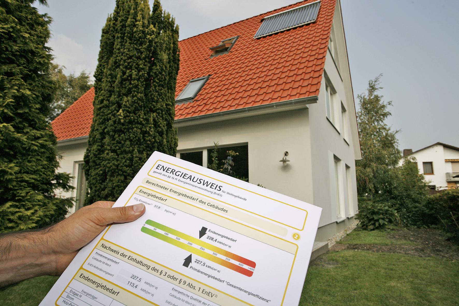 Größte Auswertung von Energieausweisen zeigt schlechte energetischen Stand der Gebäude