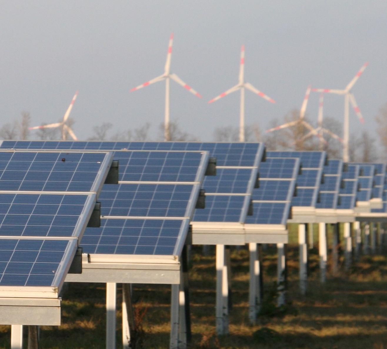 PV+Wind im Havelland