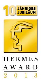 Mit Energieeffizienz und Ressourceneffizienz zur Nominierung für den Hermes Award