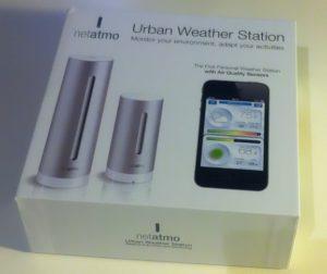 Heim-Wetterstation auf dem Smartphone im Praxistest
