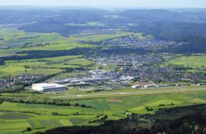 Wie Ressourceneffizienz, Klimaschutz und modernste Heizungstechnik einen Industrie-Standort sichern