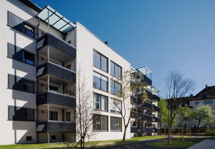 dena-Niedrigenergiehaus Darmstadt nach Sanierung