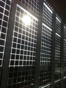Fassade der SMA Solar Academy, Foto: Andreas Kühl