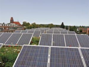 Über den deutschen Photovoltaik Systemkomplettanbieter Conergy