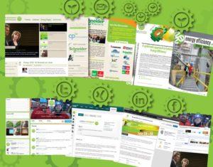 Netzwerke und Kommunikation als Schlüssel zum Erfolg der Energieeffizienz